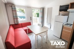 Mobil home confort 3 chambres a collioure