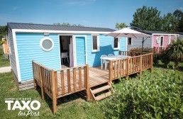 Location mobil home pas cher camping